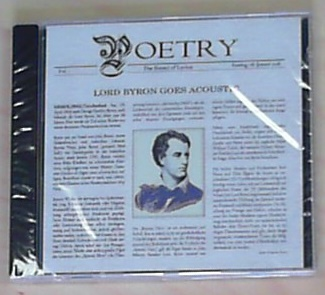 Lord Byron Goes Acoustic: Lord Byron: