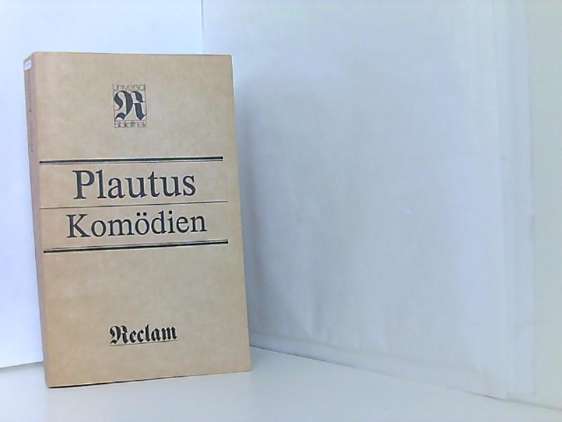Komödien: Titus Maccius, Plautus: