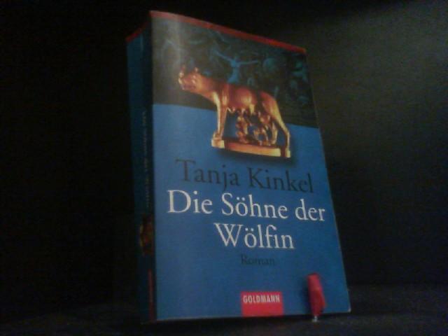 Die Söhne der Wölfin: Roman (Goldmann Allgemeine Reihe)
