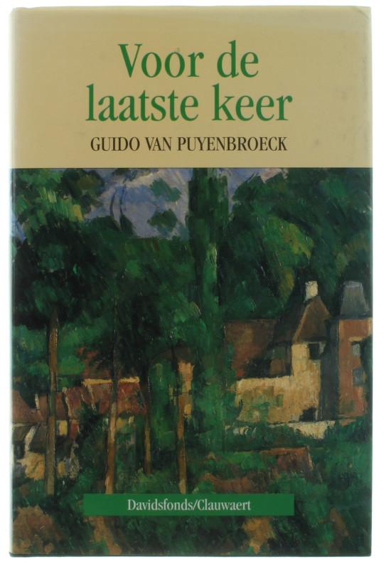 Voor de laatste keer - Guido van Puyenbroeck