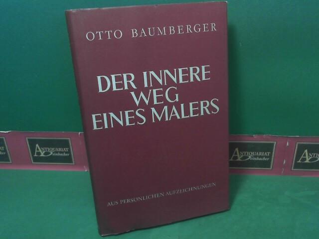 Der innere Weg eines Malers. - Aus: Baumberger, Otto: