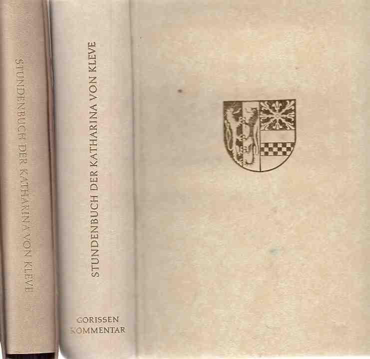 2 BÄNDE) Die Miniaturen aus dem Stundenbuch: Katharina von Kleve: