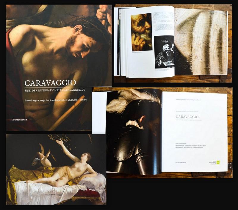 Caravaggio und der Internationale Caravaggismus.: Prohaska, Wolfgang u.