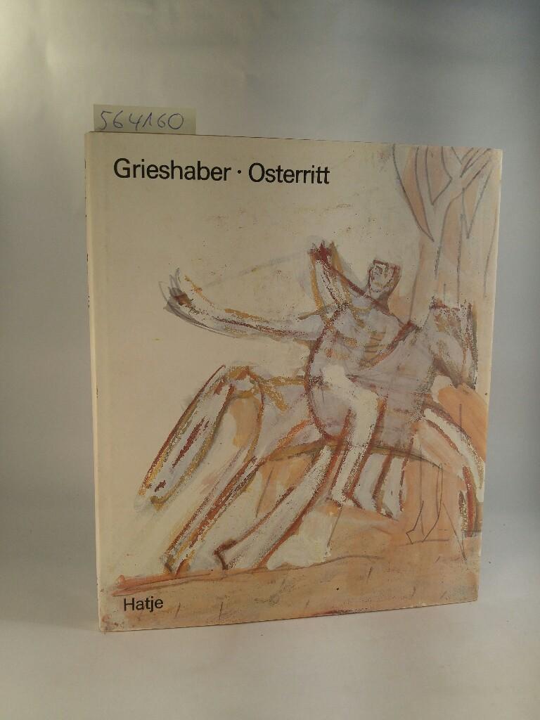 Der Osterritt. Mit einem Bericht von der: Grieshaber, Hap: