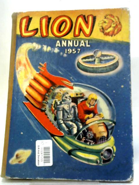 Lion Annual 1957: Amalgamated Press