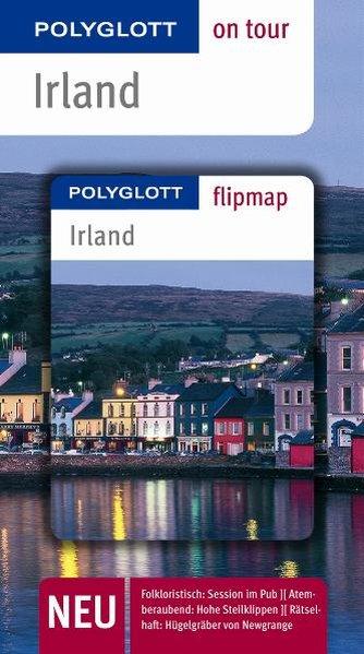 Irland - Buch mit flipmap: Polyglott on tour Reiseführer - Bernd, Müller,, Knoller, Rasso und Nowak, Christian