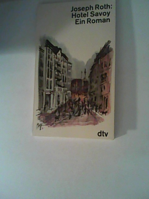 Hotel Savoy Roman: Roth, Joseph: