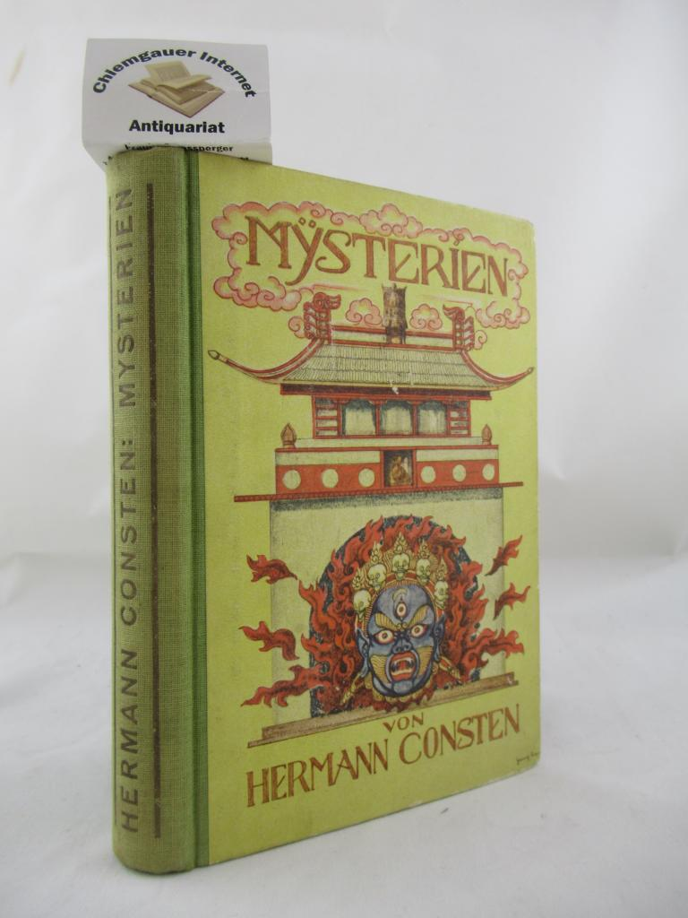 Mysterien : Im Lande der Götter und: Consten, Hermann:
