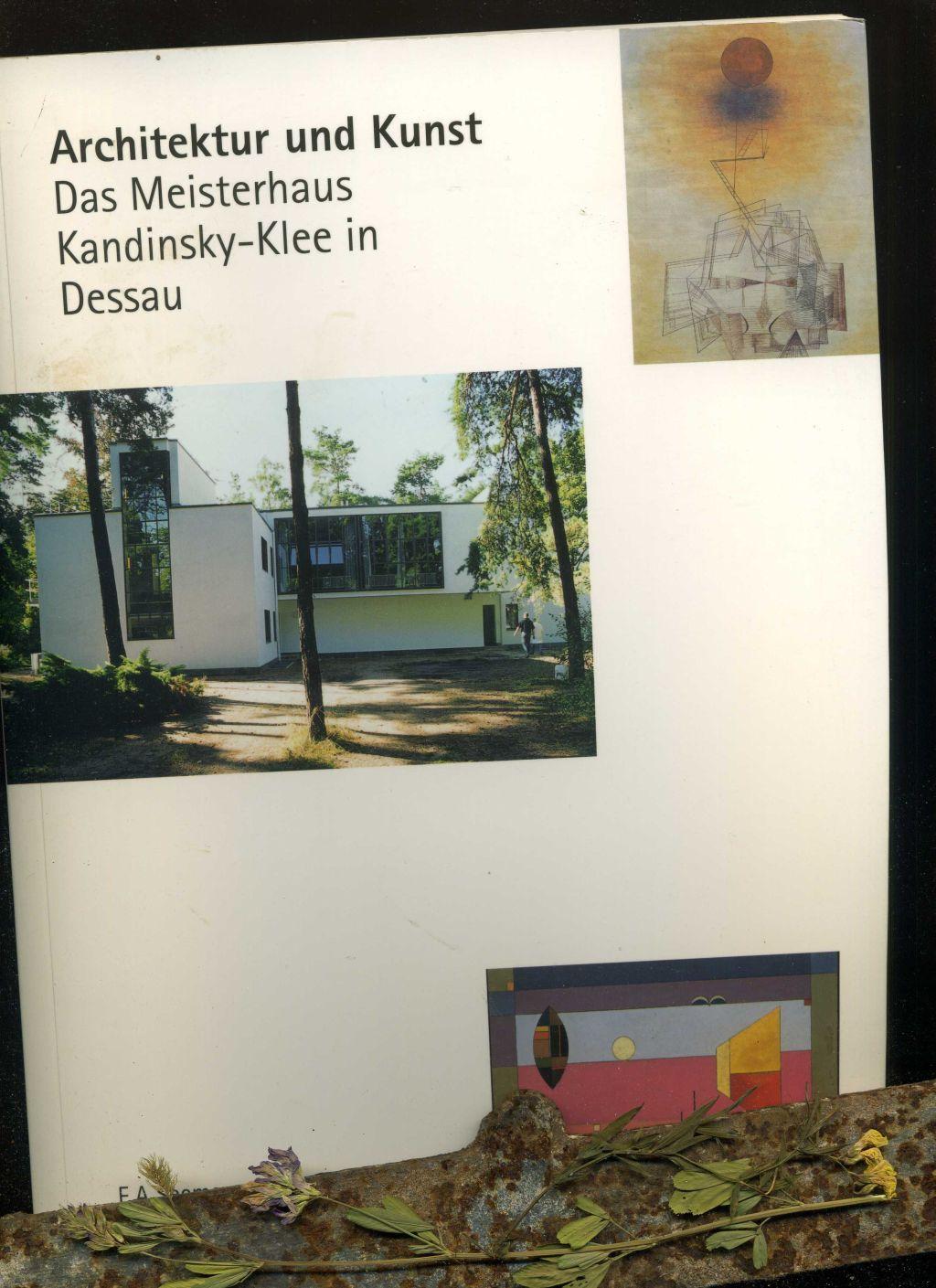Architektur und Kunst, Das Meisterhaus Kandinsky-Klee in: Meisterhaus Kandinsky-Klee: