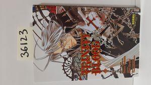 TRINITY BLOOD 1 - SUNAO YOSHIDA-KIYO KYUJYO
