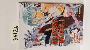 TRINITY BLOOD 4 - SUNAO YOSHIDA-KIYO KYUJYO