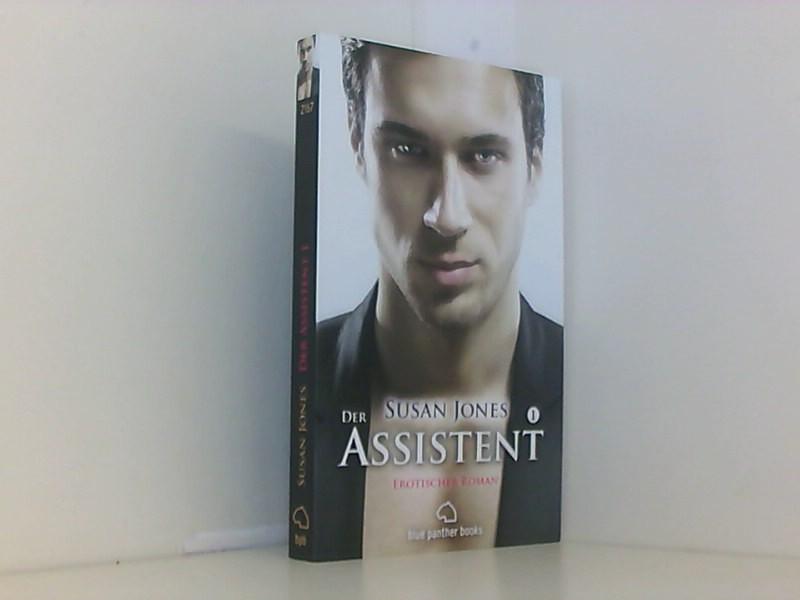 Der Assistent | Erotischer Roman - Susan, Jones