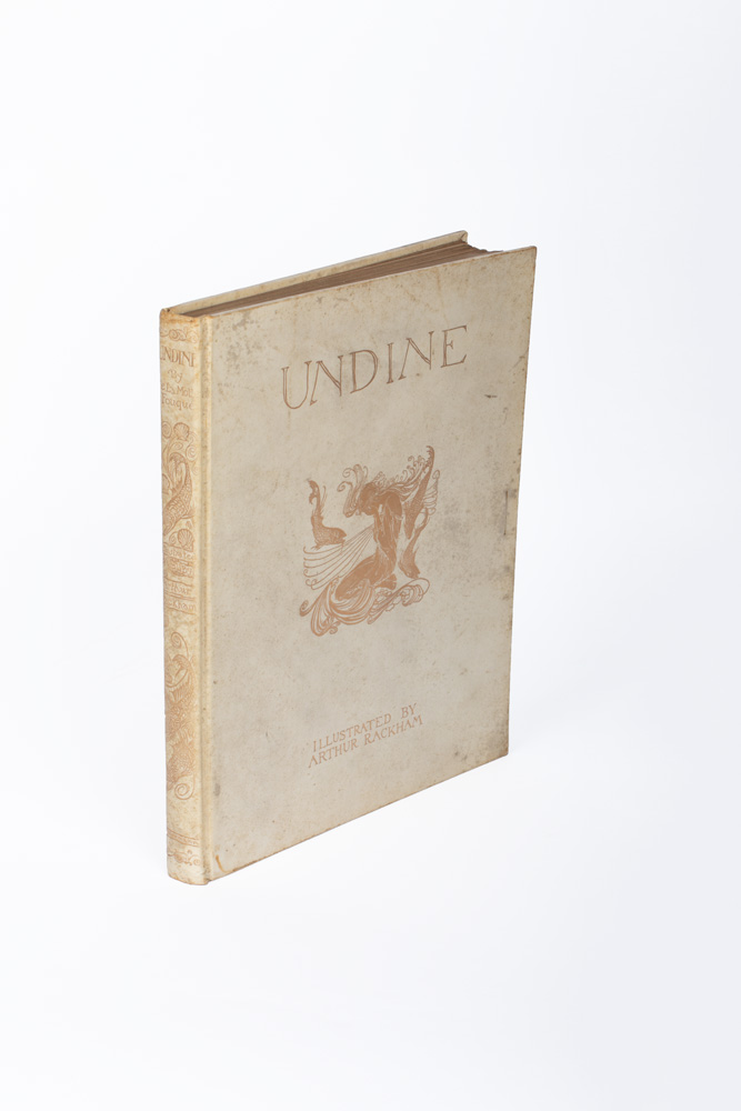 Undine. Adapted from the German by W.: RACKHAM, Arthur and