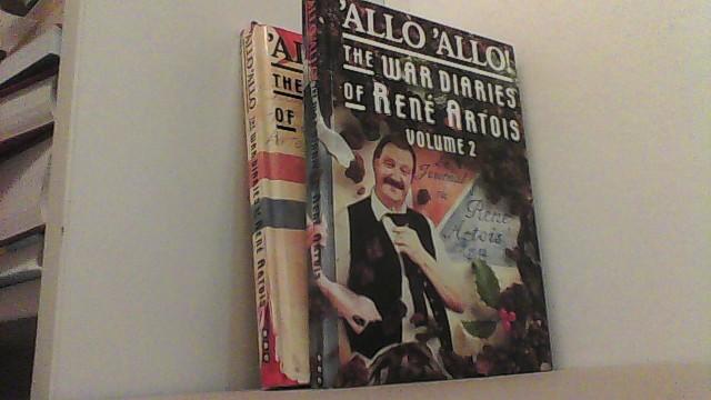Allo Allo! The War Diaries of René: Artois, René,