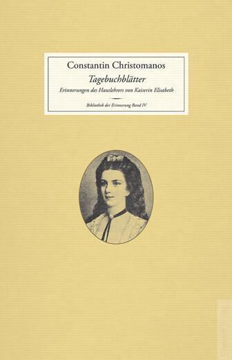 Tagebuchblätter - Christomanos, Constantin