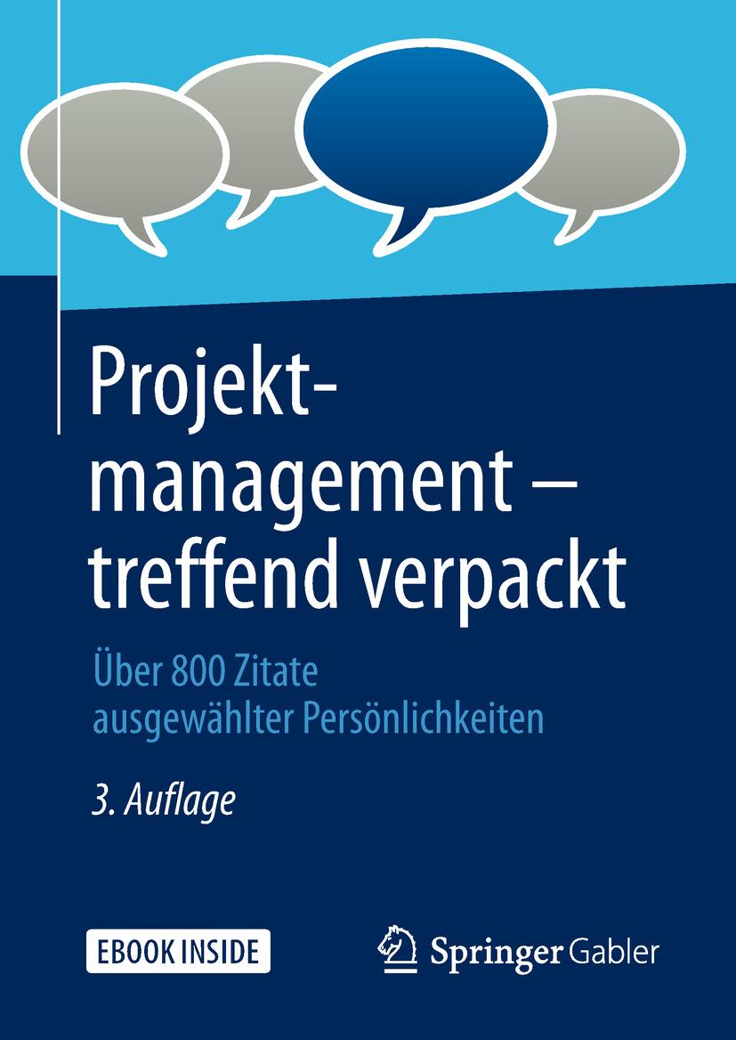 Projektmanagement - treffend verpackt