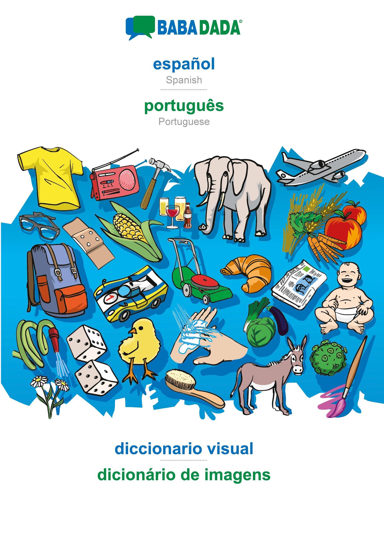 BABADADA, español - português, diccionario visual - dicionário de imagens - Babadada Gmbh