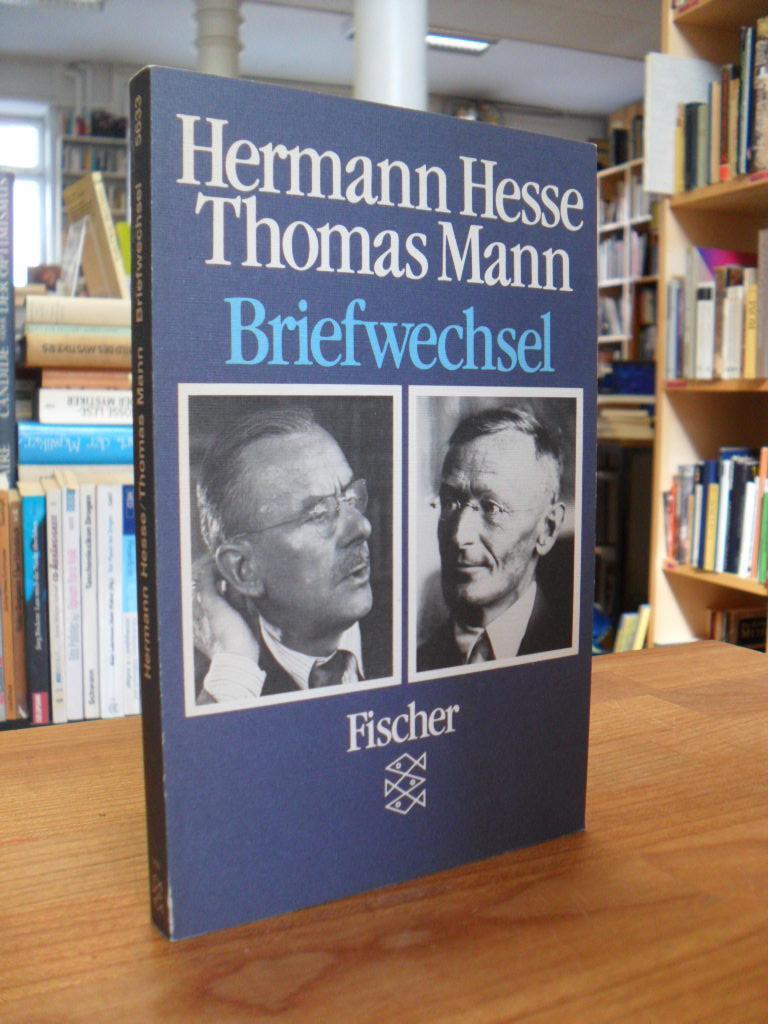 Briefwechsel,: Hesse, Hermann /