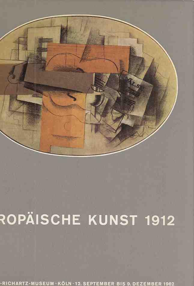 Europäische Kunst 1912. Zum 50. Jahrestag der: Von der Osten,