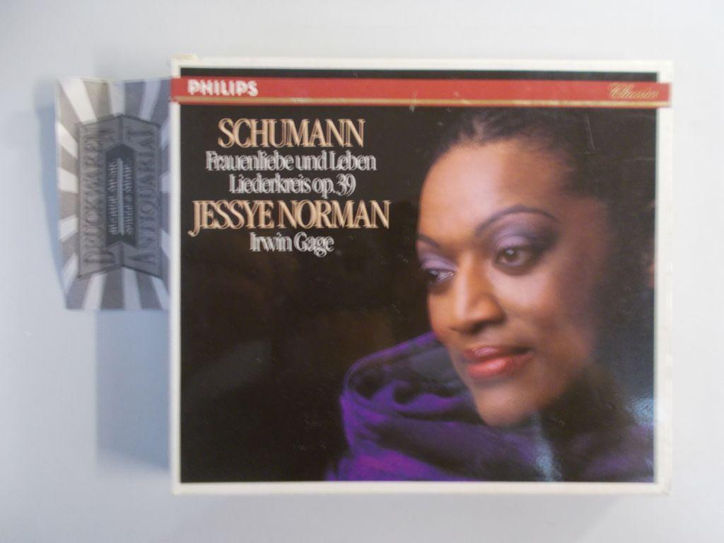 Schumann: Frauenliebe und Leben op.42. Liederkreis op.39: Norman, Jessye und