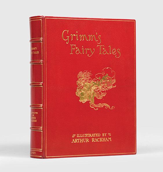 Grimm's Fairy Tales.: RACKHAM, Arthur (illus.);