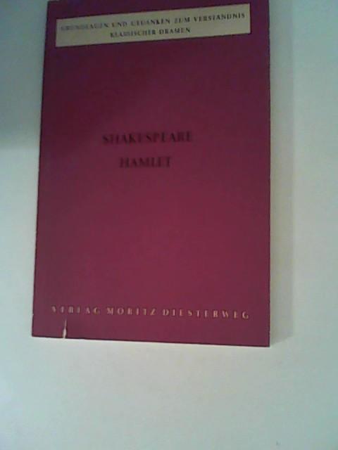 Shakespeare, Hamlet: Flatter, Richard: