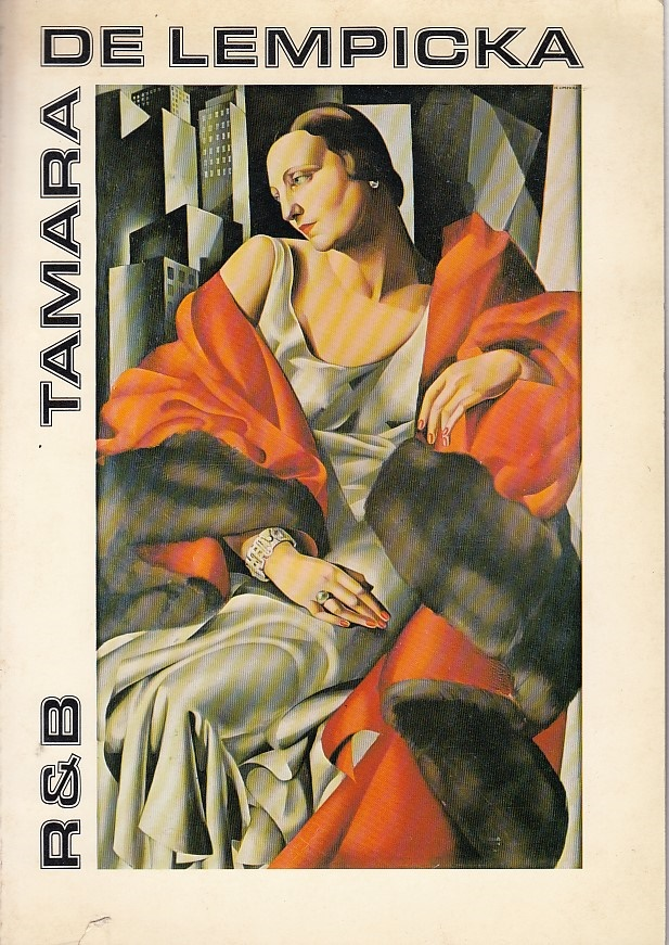 Tamara de Lempicka : Portr. d. Mondäne. Vorw. von Matthias Eberle. [Introd. by Giancarlo Marmori] - De Lempicka, Tamara