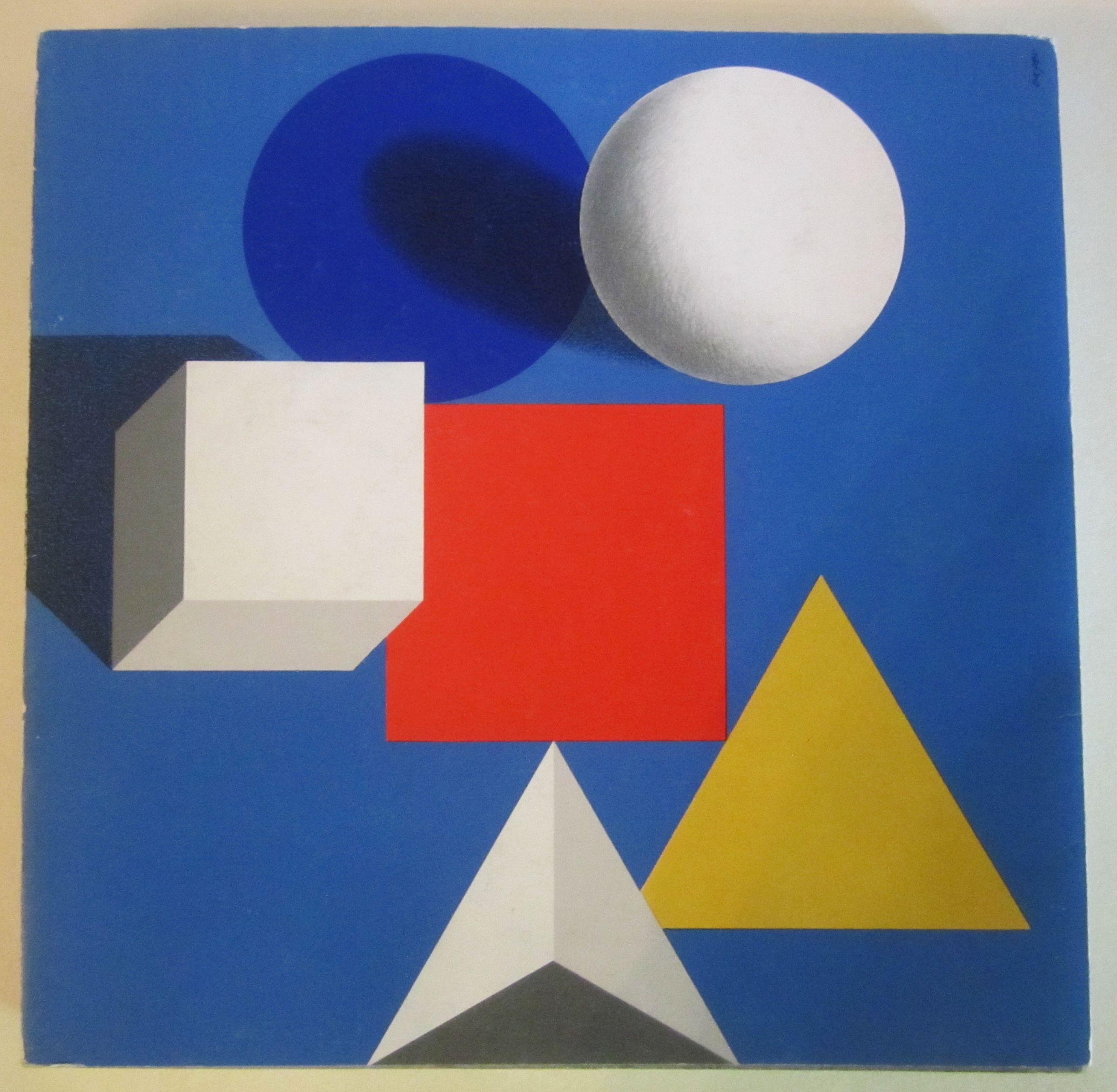 50 Jahre Bauhaus. Ausstellung unter der Schirmherrschaft: Württembergischer Kunstverein Stuttgart