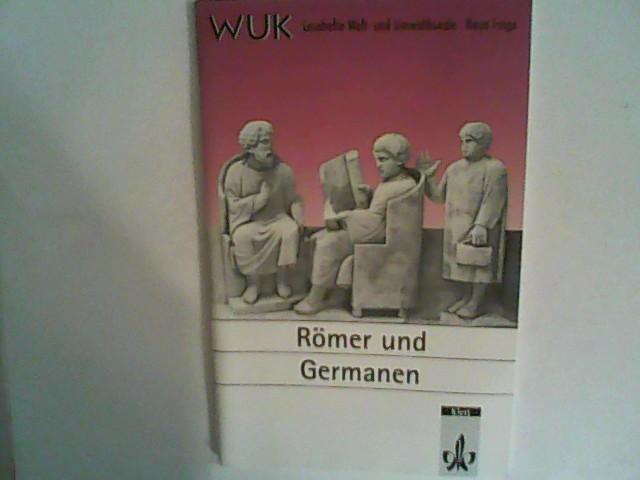 Römer und Germanen: Meyer, Peter: