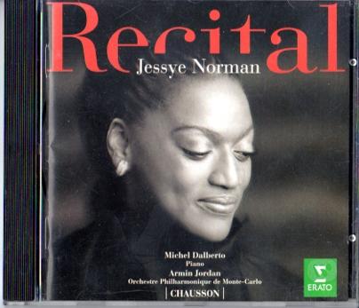 Recital [CD Nr. 630140732].: Norman, Jessye: