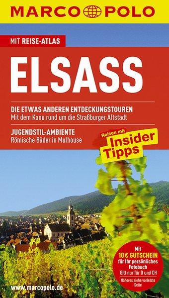 MARCO POLO Reiseführer Elsass - Hartlieb und Peter Schenk, Jutta