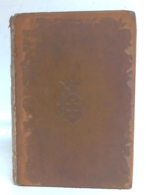 Collection of British Authors Tauchnitz Edition Vol.: Algernon Charles Swinburne