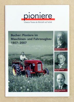 Bucher: Pioniere im Maschinen- und Fahrzeugbau 1807: Nef, Andreas u.