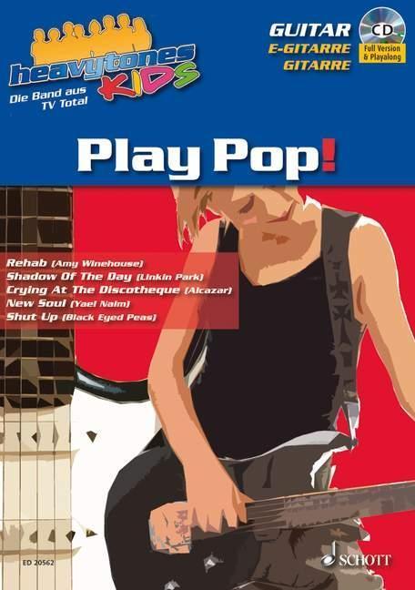 Heavytones Kids: Play Pop! - Heavytones|Dalheimer, Wolfgang N.