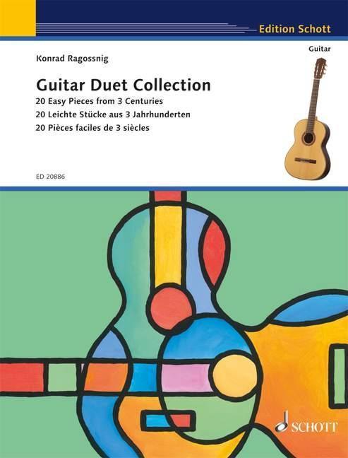 Guitar Duet Collection - KONRAD RAGOSSNIG