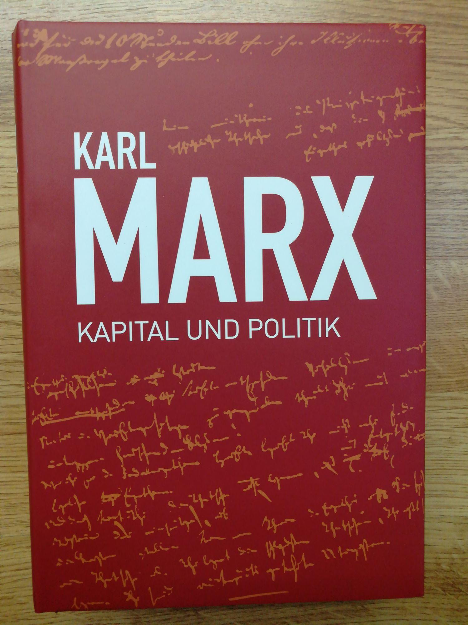 Kapital und Politik: Marx, Karl