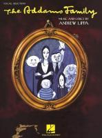 The Addams Family: Vocal Selections - Brickman, Marshall Elice, Rick