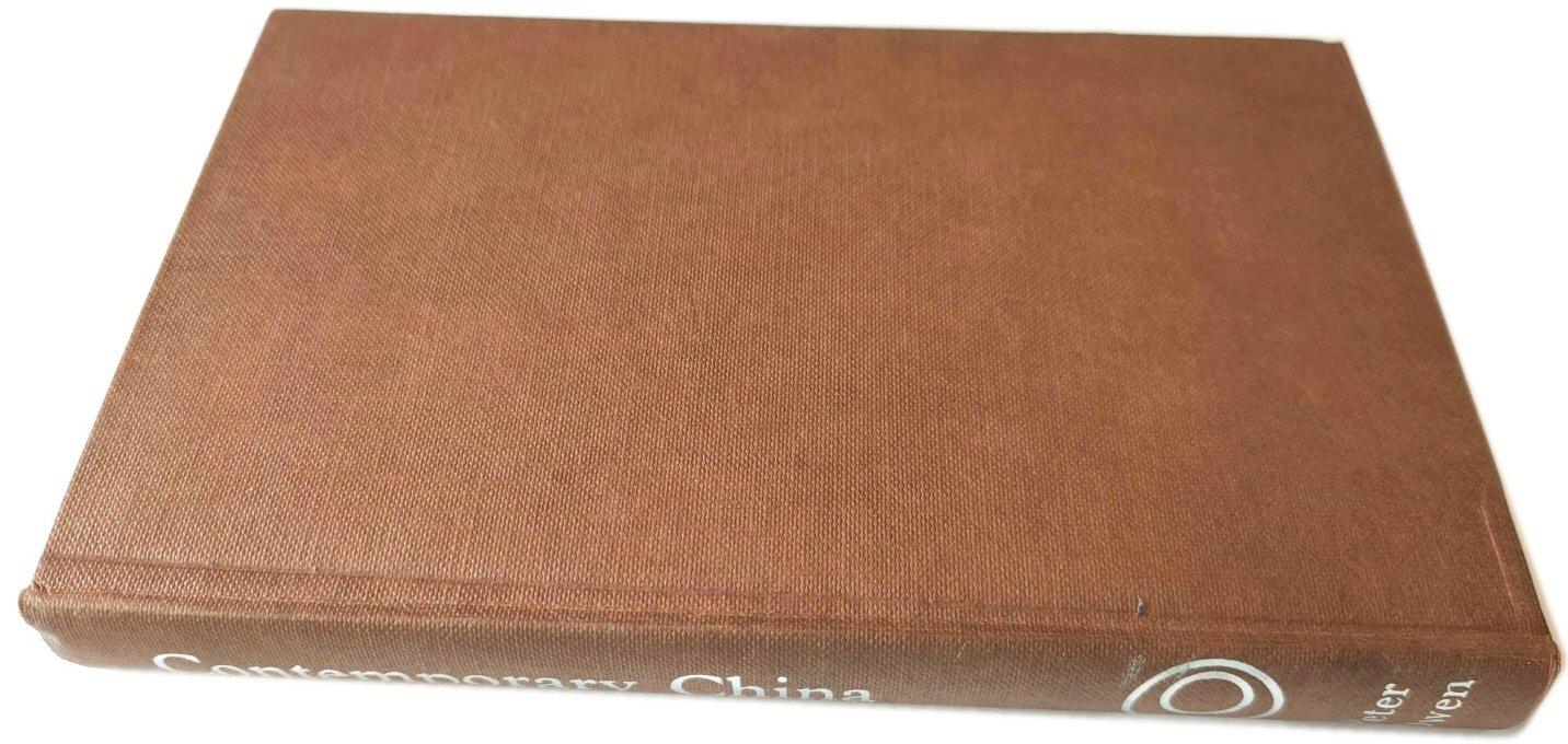 Contemporary China: Adams, Ruth (ed.)