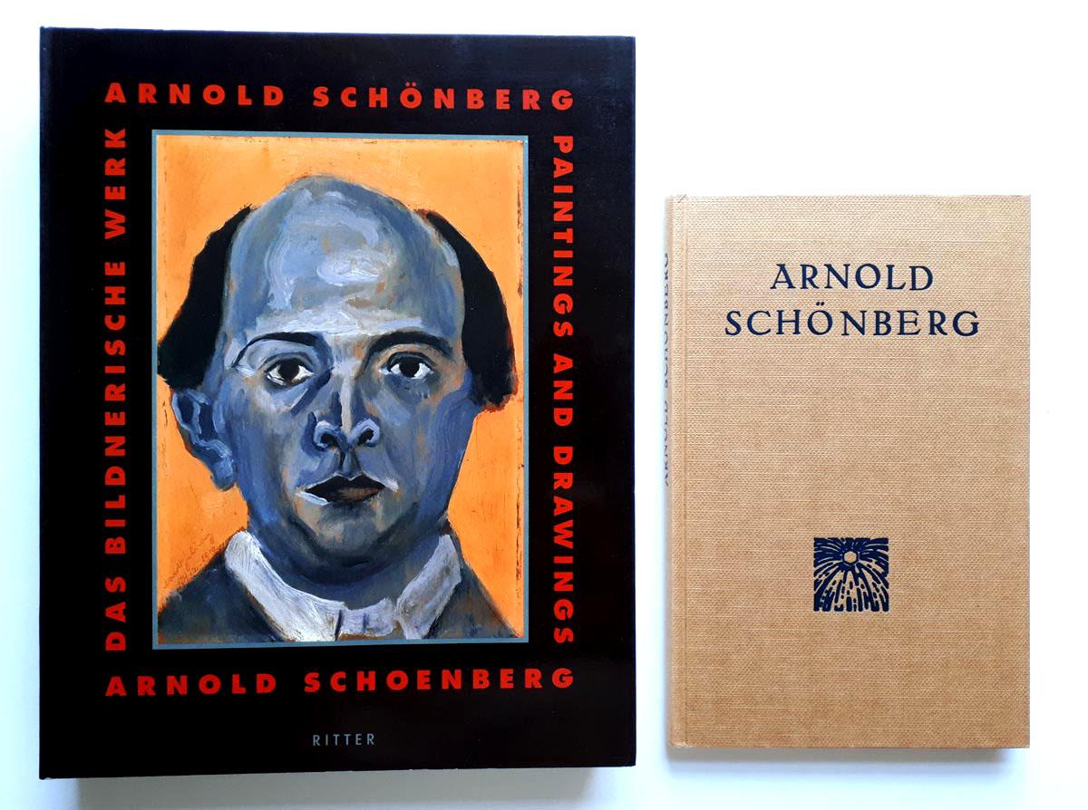 Arnold Schönberg - Das bildnerische Werk -: Schönberg, Arnold /