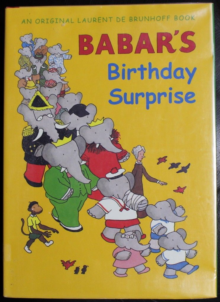 Babars birthday surprise