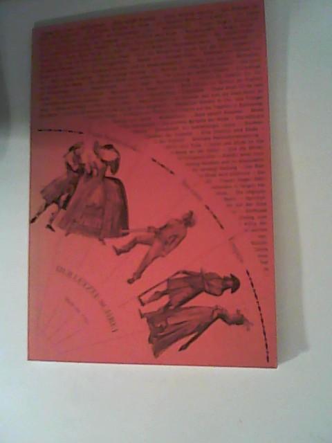 Der letzte Schrei. Eine Modeausstellung der Hamburger: Thieme, Bettina: