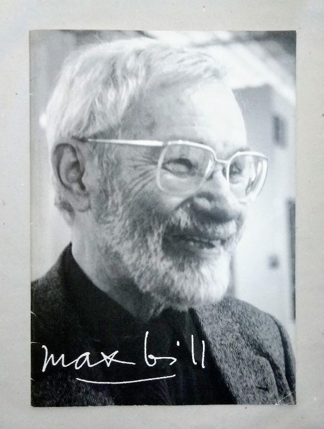 Max Bill - Bilder und Skulpturen -: Heckmanns, Friedrich W.: