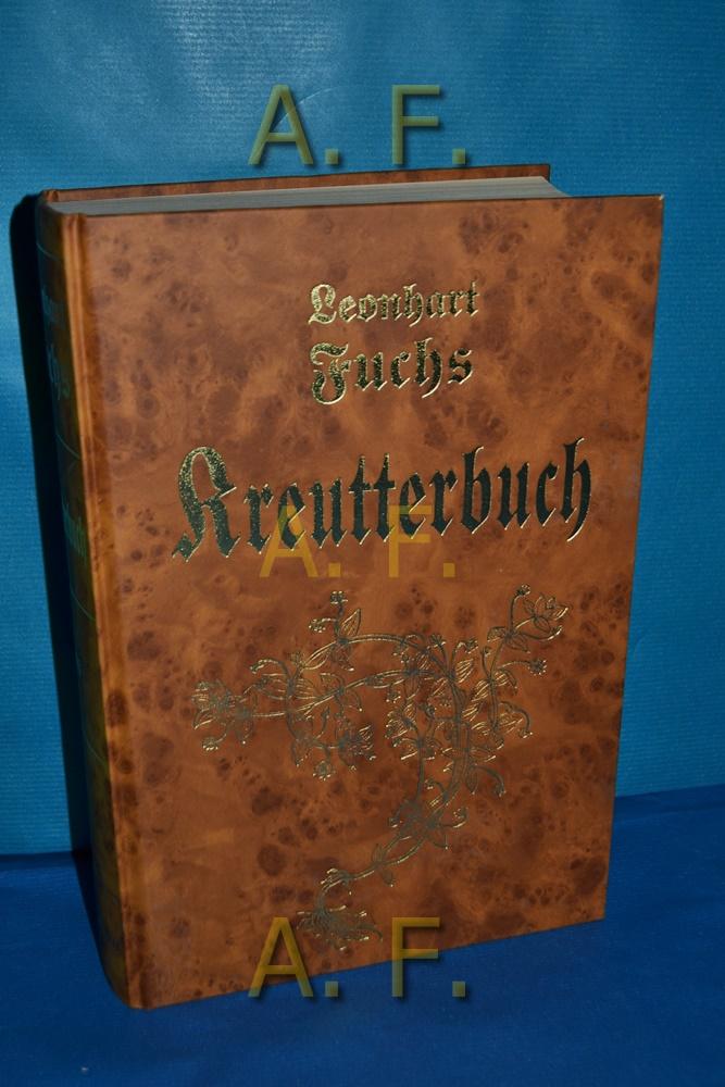 New Kreüterbuch : in welchem nit allein: Fuchs, Leonhart: