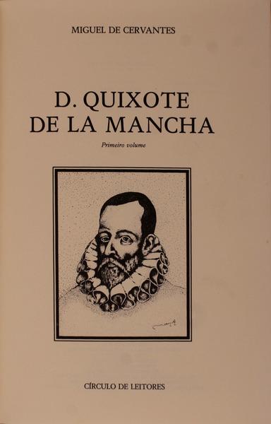 D. QUIXOTE DE LA MANCHA. [4 VOLS.]: CERVANTES. (Miguel de)