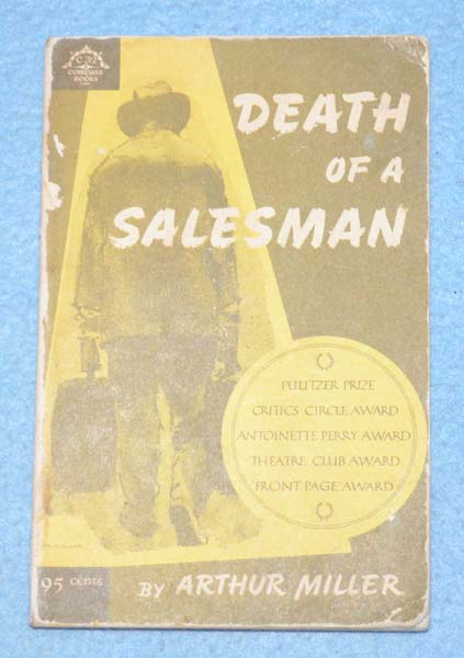 Arthur Miller Viking Death Of A Salesman Seller Supplied Images Abebooks