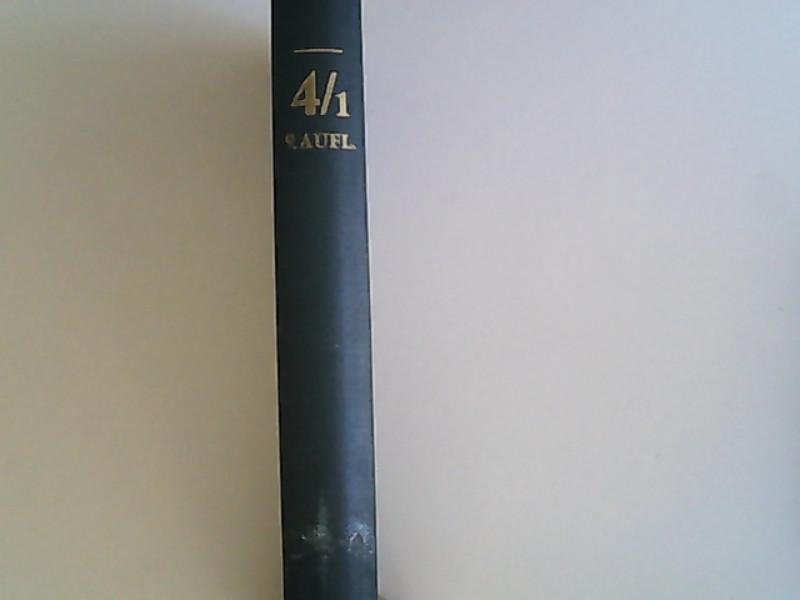 Handbuch der deutschen Geschichte. Bd. 4., Die: Erdmann, Karl Dietrich,