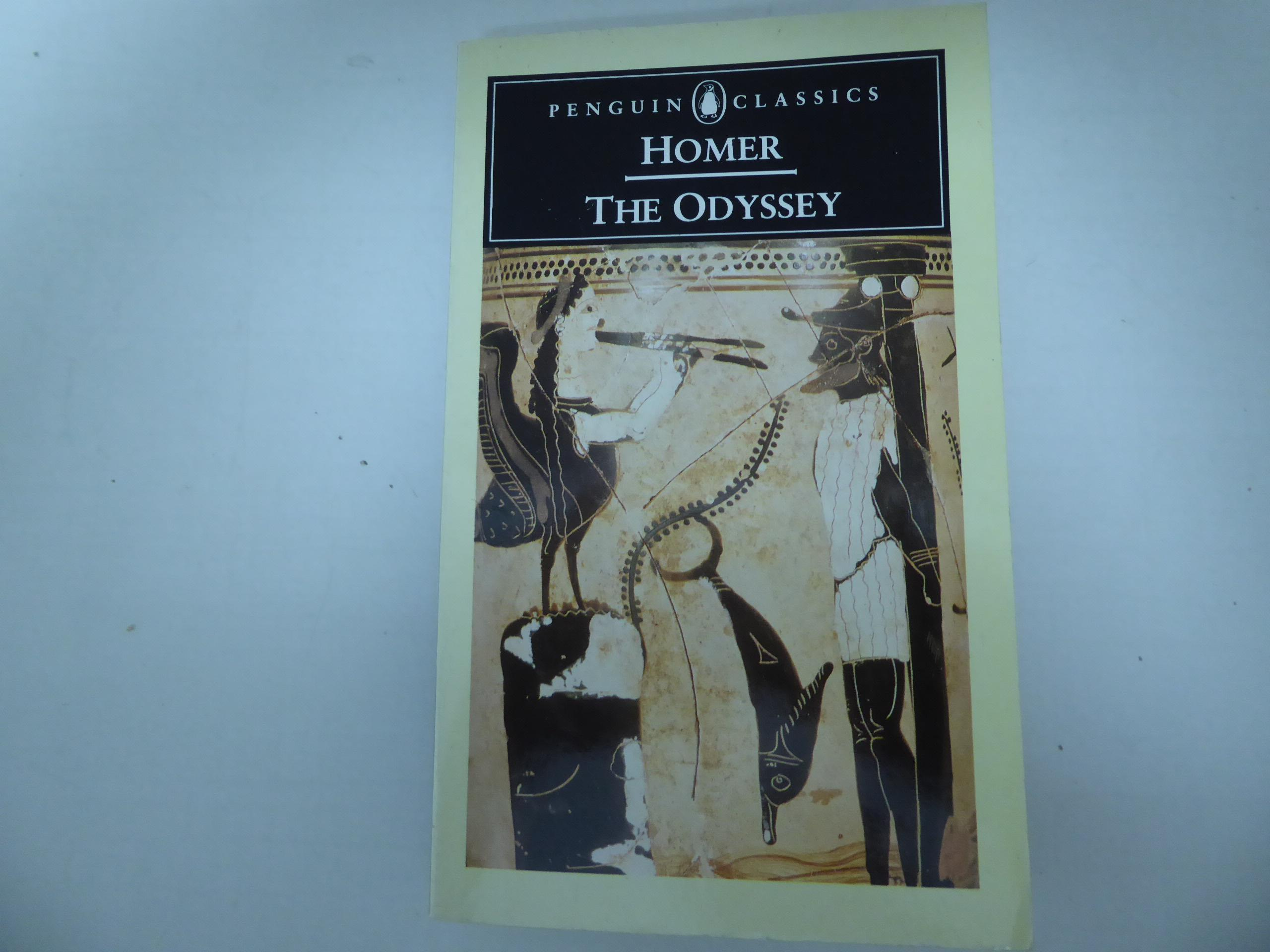 The Odyssey. Penguin Classics. Paperback: Homer