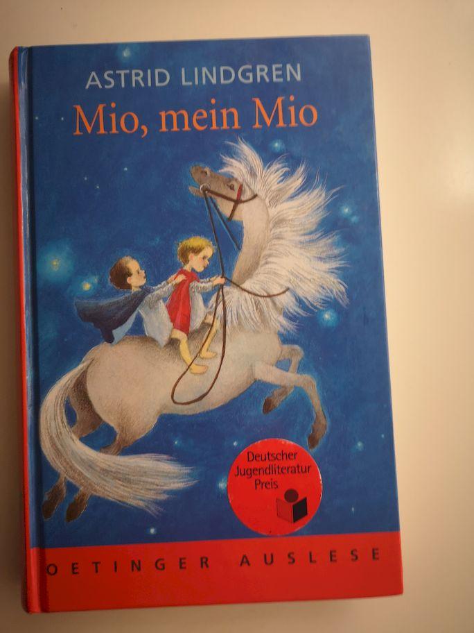 Mio, mein Mio. Dt. von Karl Kurt: Lindgren, Astrid: