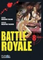 Battle Royale 8 (bolsillo) - Taguchi Masayuki / Takami Kous - TAGUCHI MASAYUKI / TAKAMI KOUSHUN