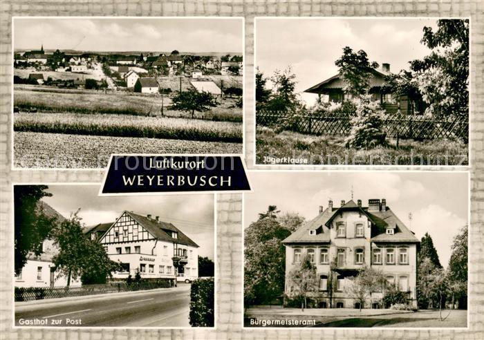 Post Weyerbusch